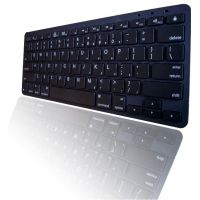 Clavier Halterrego Bluetooth pour iPhone, iPad