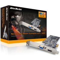AverMedia Game Broadcaster HD, PCI-E