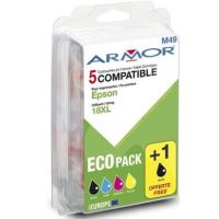 Pack Armor compatible Epson 18XL