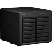 "Serveur NAS Synology DS2415+, 12 baies HDD 2""1/2-3""1/2 SATA"
