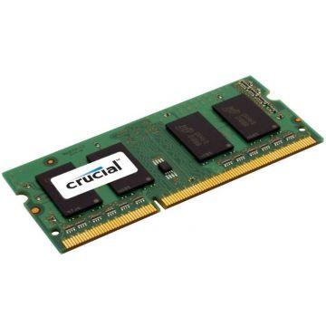 Sodimm 4Go DDR3L 1600MHz Crucial 1.35v CL11