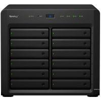 Serveur NAS Synology DS3615XS, pour 12 HDD SATA, Raid