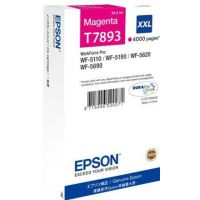 Cartouche magenta Epson T1893, 4000 pages max