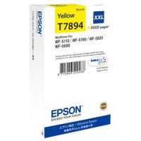 Cartouche cyan Epson T1894, 4000 pages max