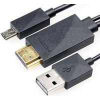 Câble coudé HDMI 1.3 10m 19pins audio / vidéo HD