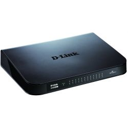 Switch D-Link GO-SW-24G, Gigabit