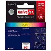Cartouche couleur ActiveJet compatible HP 901XL, 21ml