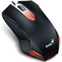 Souris Gamer Genius X-G300, 1600dpi ajustable