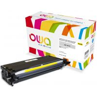 Toner Armor jaune compatible Dell 3115CN, 8000 pages max