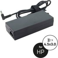 Chargeur Qoltec pour pc portable HP, 4.62A 19.5V 90W - 50052.90W.HP
