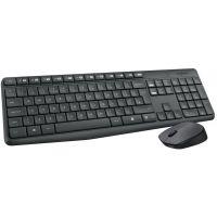Pack clavier souris Logitech MK270, sans fil