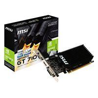 MSI GT710 1Go DDR3, VGA/DVI/HDMI