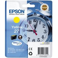 Cartouche Cyan Epson 27, 3.6ml, 350 pages