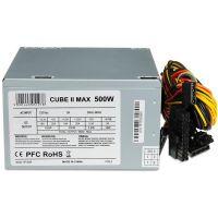 Alimentation I-BOX CUBE II ATX 500W, ventilateur 12cm