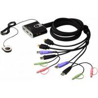 Commutateur KVM Aten USB 2 ports