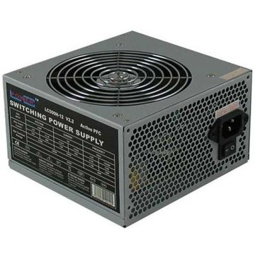 Alimentation LC-Power 600w, LC600H-12, PFC