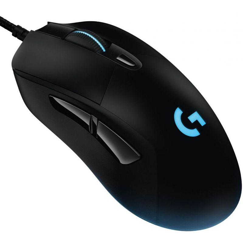 souris gaming logitech g403 prodigy 12000ppp caron. Black Bedroom Furniture Sets. Home Design Ideas