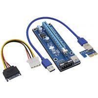 Carte contrôleur 4World 4x USB2.0 PCI