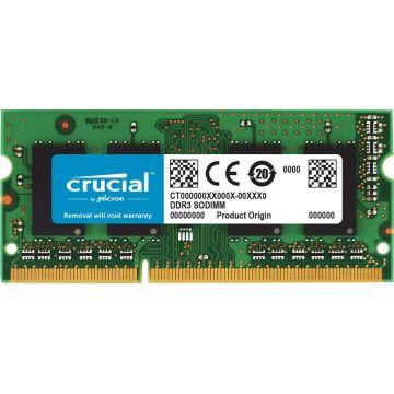 Sodimm 8Go DDR3L 1600MHz Crucial CT8G3S160BMCEU