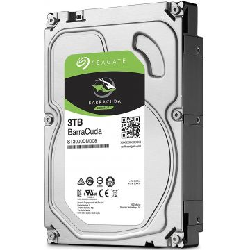 Disque dur Seagate 3To SATA3 6Gb/s 7200T 64Mo