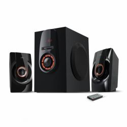 SoundPhonic 2.1 LED Display - 14W RMS