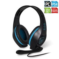 Casque micro Spirit Of Gamer Pro-H5, bleu