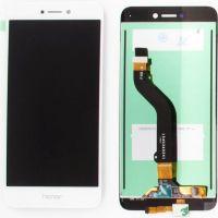 Bloc vitre LCD pour HUAWEI HONOR P8 Lite 2017, noir