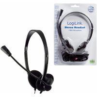 Casque micro Logilink HS0001