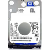 "Disque dur 2""1/2 1To SATA3 6Gb/s Western Blue 128Mo de cache"