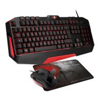 Pack Gamer clavier/souris/tapis Spirit Of Gamer Pro-MK6
