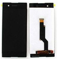 Ecran LCD + vitre tactile pour Sony XA1, noir