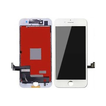 Ecran LCD + vitre tactile iphone 7 Plus, blanc