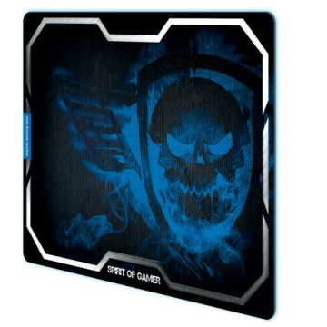 Tapis de souris Spirit Of Gamer Gaming Mouse Pad XL, bleu