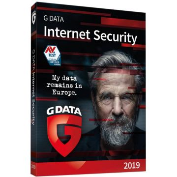 GData Internet Security 2019, 1 PC, OEM