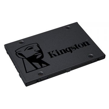 SSD 960Go Kingston A400, jusque 500/450Mb/s, SATA3