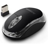 Souris sans fil Extreme XM105K Wireless Optical Mouse 3D, noire