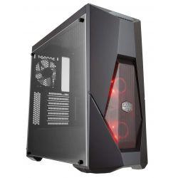 Cooler Master MasterCase Box K500L, led rouge