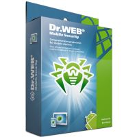 Clé de licence : DrWeb Mobile Security - 1 appareil / 1 an