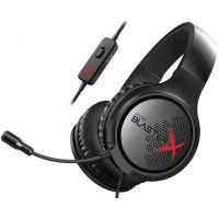 Casque gamer Creative Sound BlasterX H3