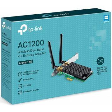 Carte WiFi WiFi TP-LINK Archer T4E Double Bande AC1200