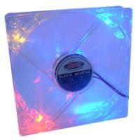 Ventilateur Heden 8cm transparent, 1500rpm