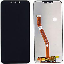 Bloc vitre LCD pour Huawei Mate 20 Lite noir SNE-LX1
