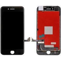 Ecran LCD + vitre tactile iphone 8, noir