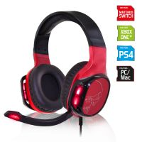 Casque micro SOG ELITE-H60 RED (Réf. : MIC-EH60)