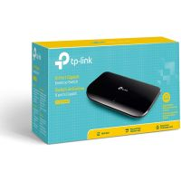 Switch TP-Link TL-SG1008D, 8 ports 10/100/1000Mb