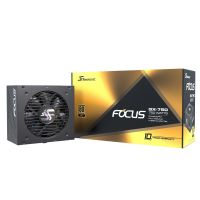 Seasonic FOCUS-GX-750 80+ Gold, modulaire