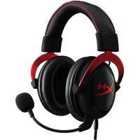 HyperX KHX-HSCP-GM Cloud II pour PC/PS4/Mac, noir rouge