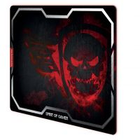 Tapis de souris Spirit Of Gamer Gaming Mouse Pad XL, rouge