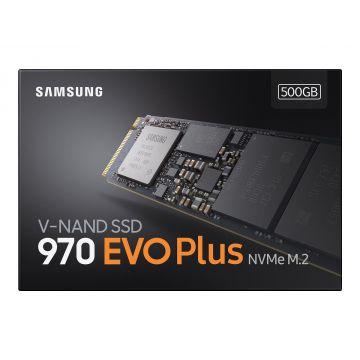 SSD 500Go Samsung 970 EVO Plus MZ-V75S500BW