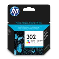 Cartouche couleur HP n°302, 4ml, 165 pages